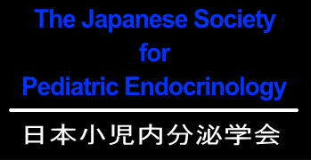 The Japanese Society for Pediatric Endocrinology